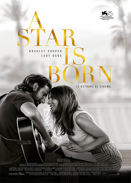 a star is born locandina