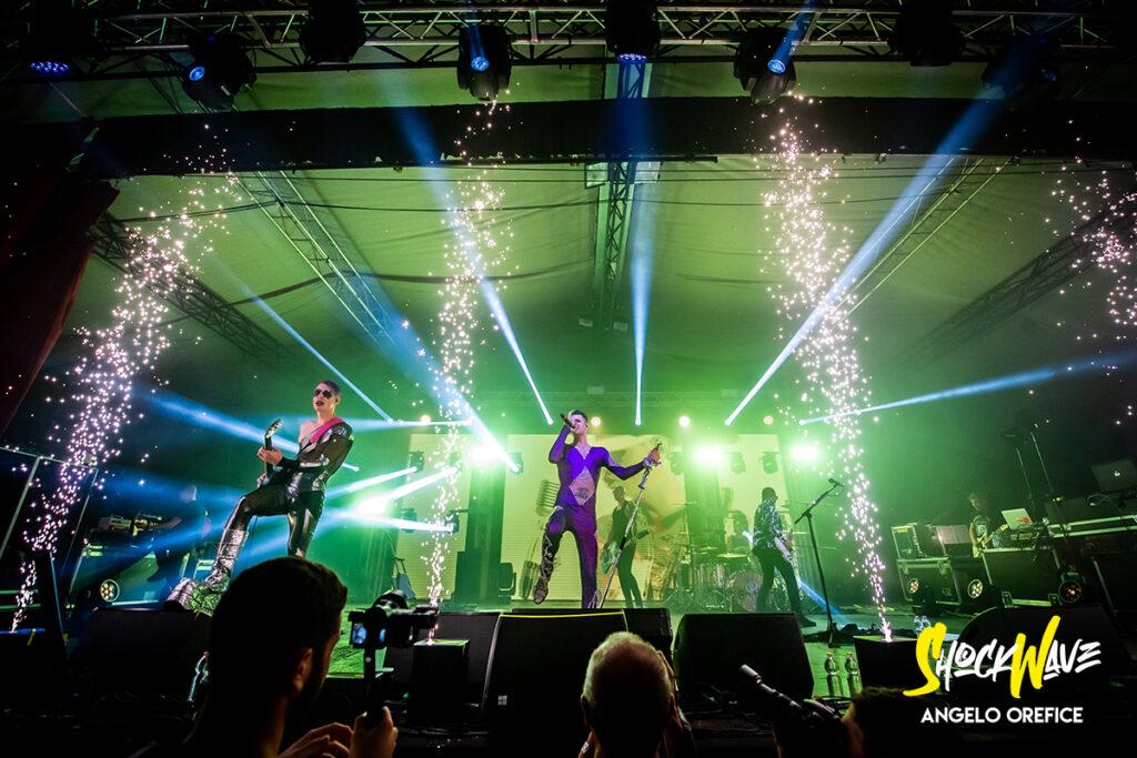 Achille Lauro, chiude in bellezza a Napoli il suo Rolls Royce Tour! [Live Report] 6