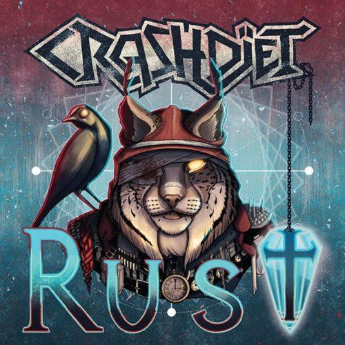 """Crashdiet: il ritorno in grande con il nuovo """"Rust"""" 1"""