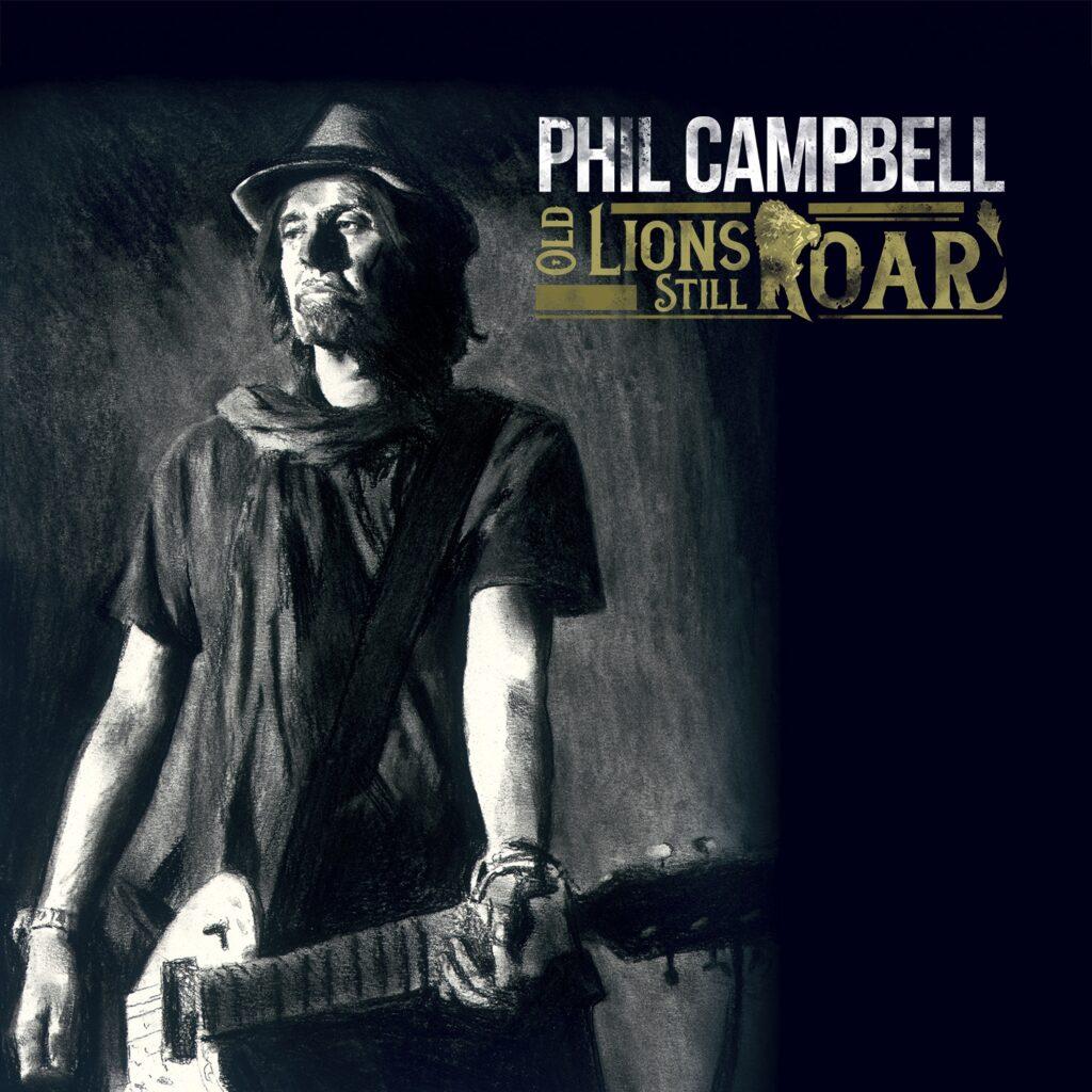 phil campbell old lions still roar recensione