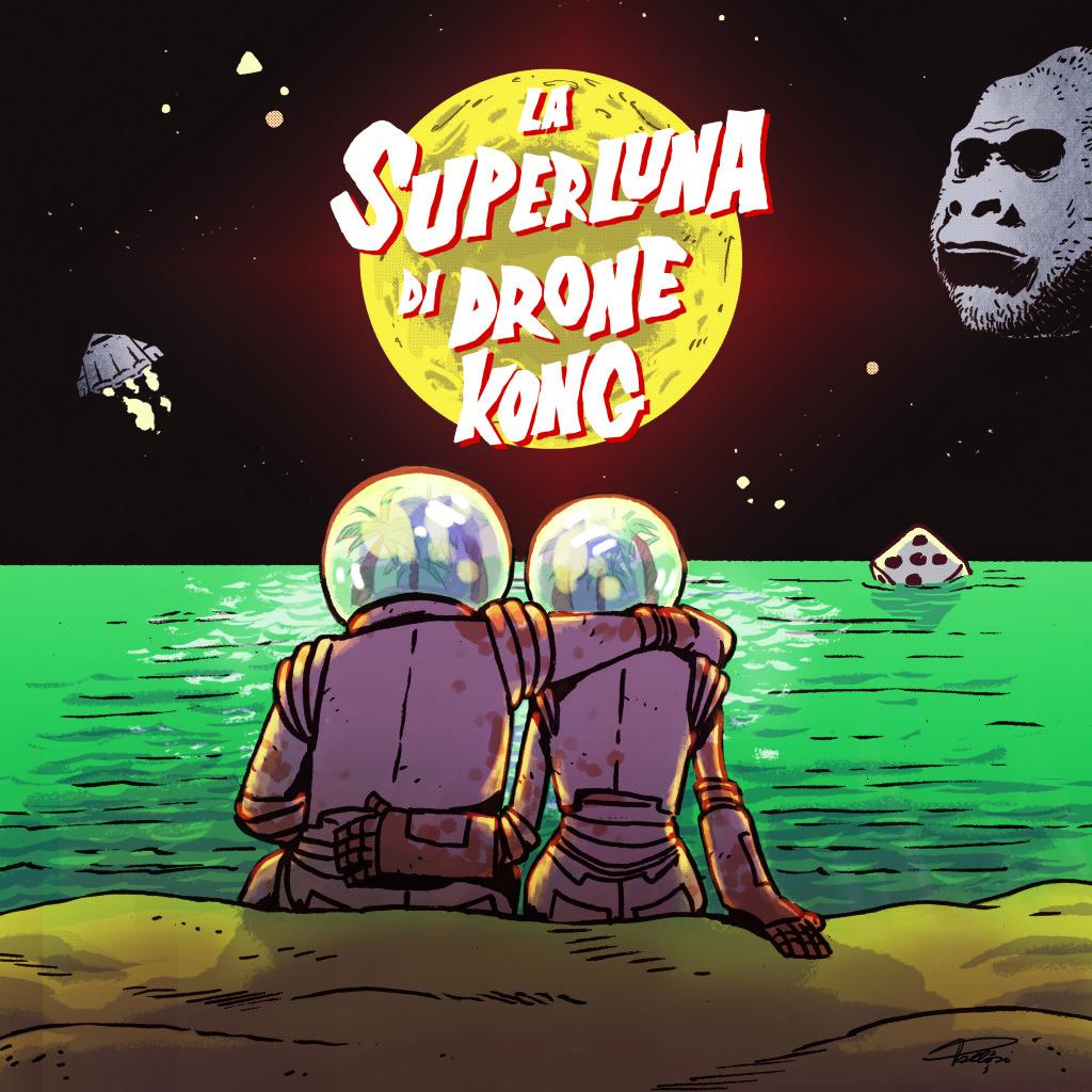 La Superluna di Drone Kong di Nikki - [Recensione] 1