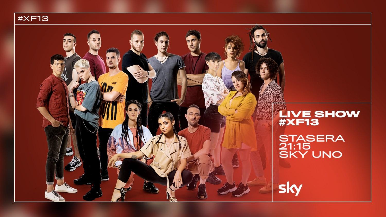 Le pagelle del primo Live Show di XF13 2