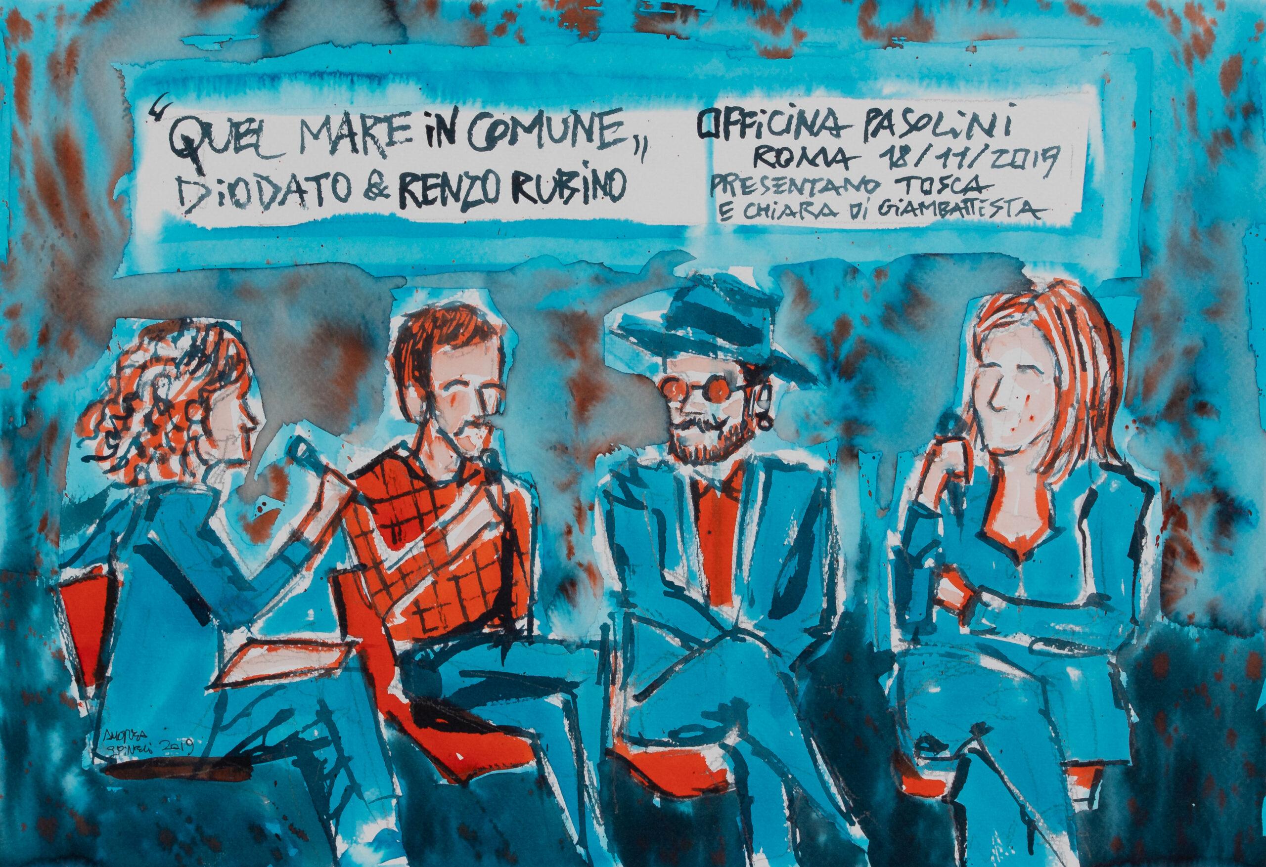 Paintings Diodato Rubino