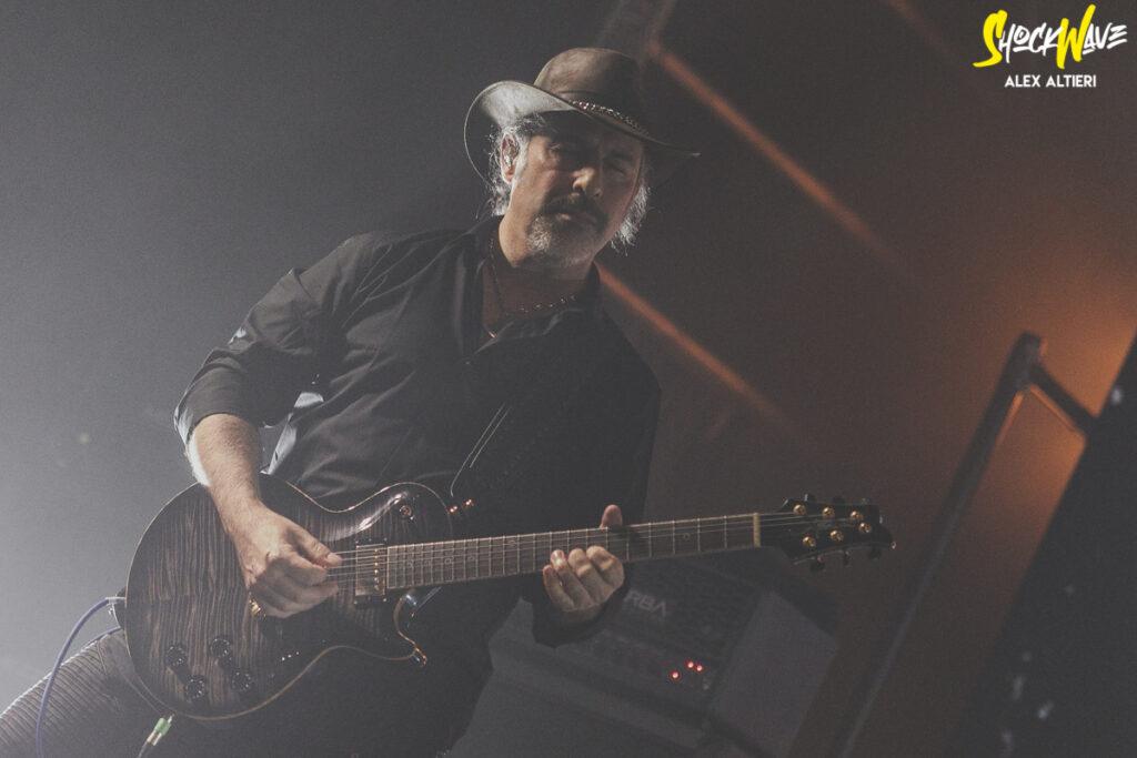 Piero Pelù, Benvenuto al Mondo Tour Live all'Atlantico di Roma 16