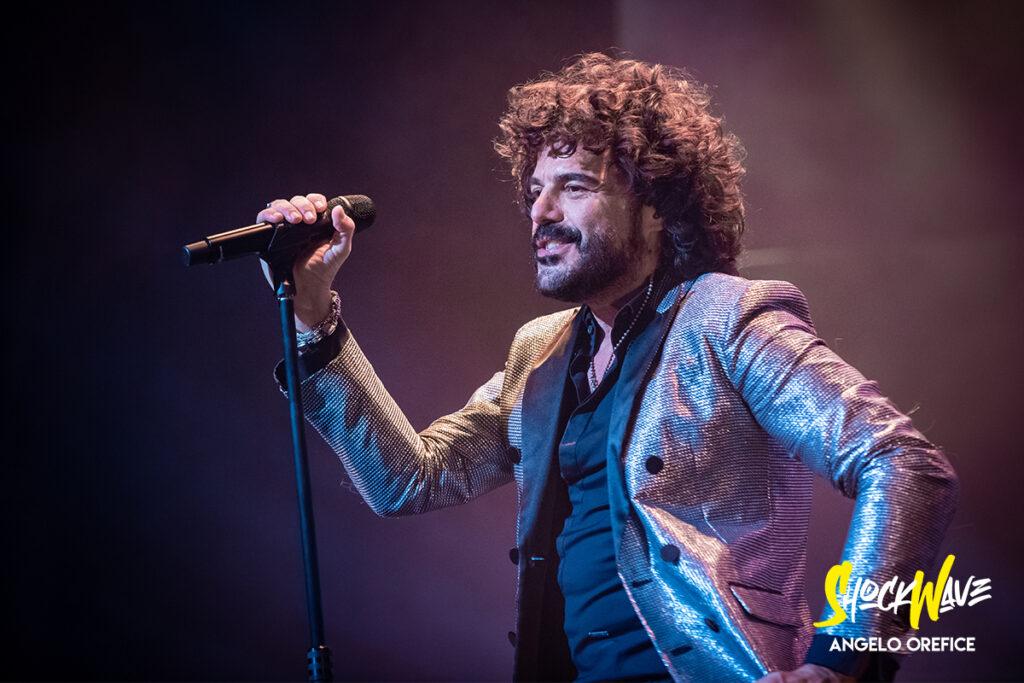 Francesco Renga, L'altra metà Tour 2019-2020, Napoli [Photogallery] 1