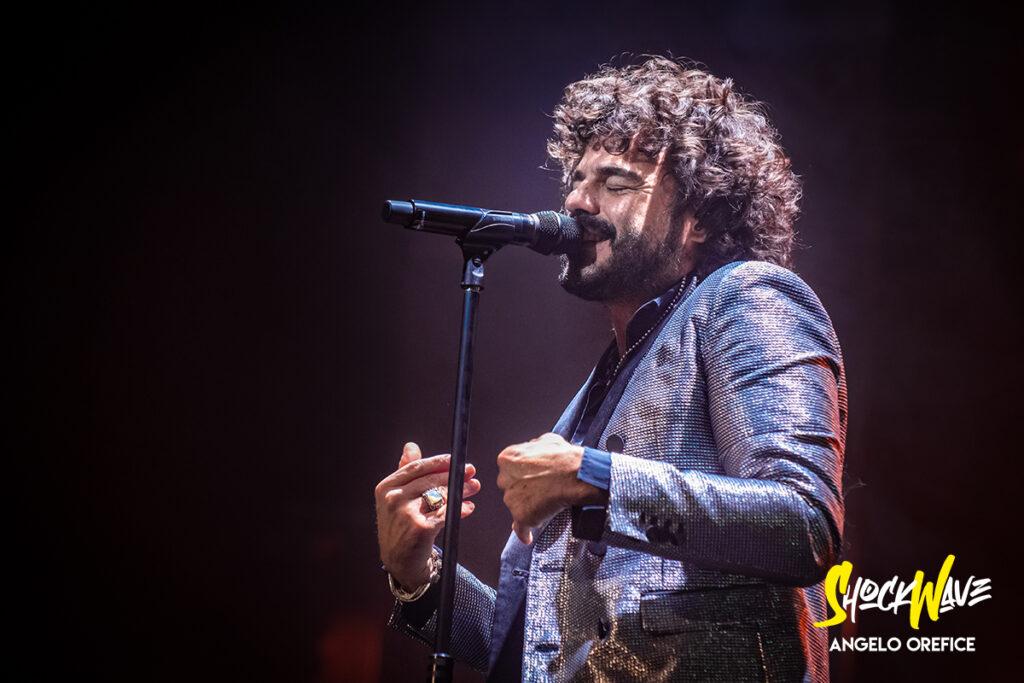 Francesco Renga, L'altra metà Tour 2019-2020, Napoli [Photogallery] 2