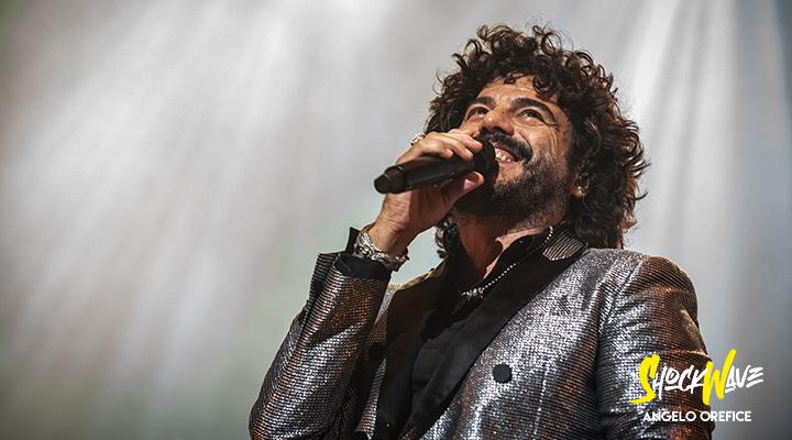 Francesco Renga, L'altra metà Tour 2019-2020, Napoli [Photogallery] 12