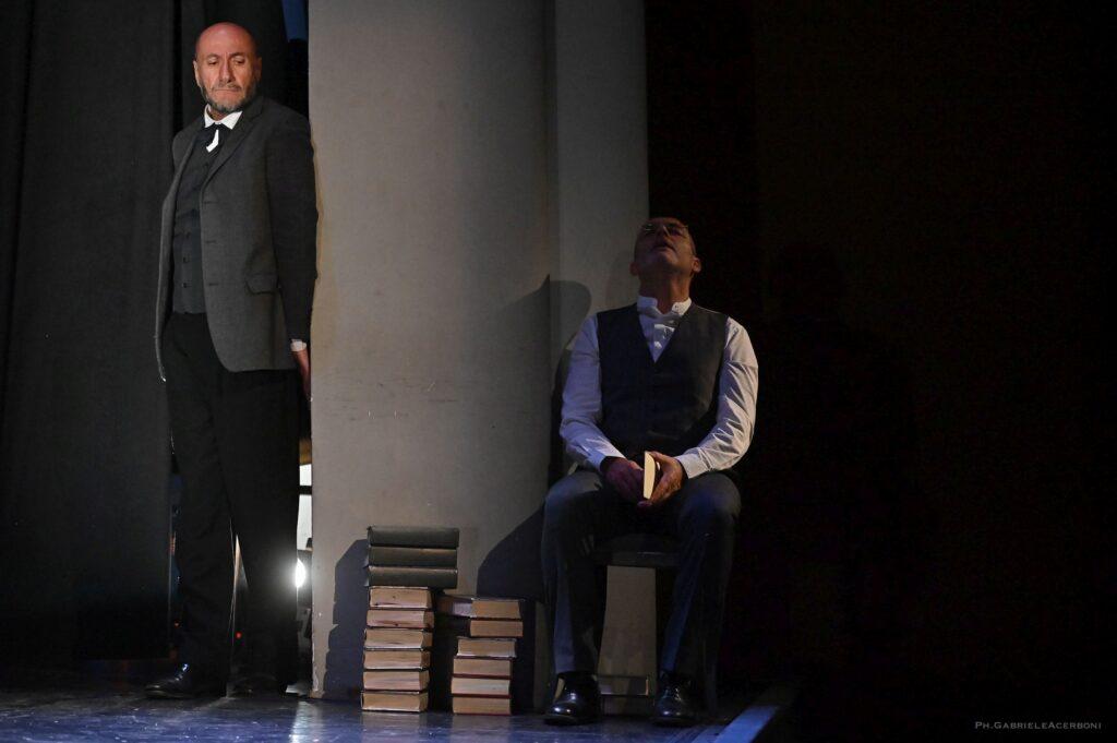 Padiglione 6, in scena a Pistoia torna a splendere il racconto di Cechov 1