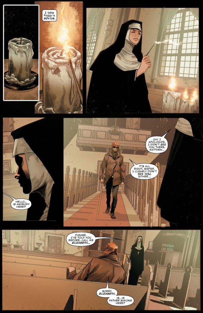Daredevil - Il nuovo corso firmato Zdarsky e Checchetto 1