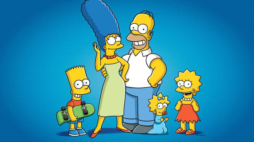 Buon compleanno famiglia Simpson 3