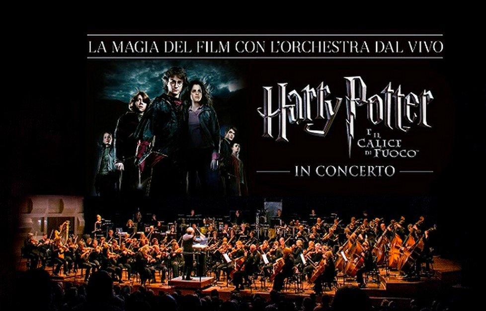 Harry Potter In Concert: l'Orchestra del Cinema incanta gli Arcimboldi 2
