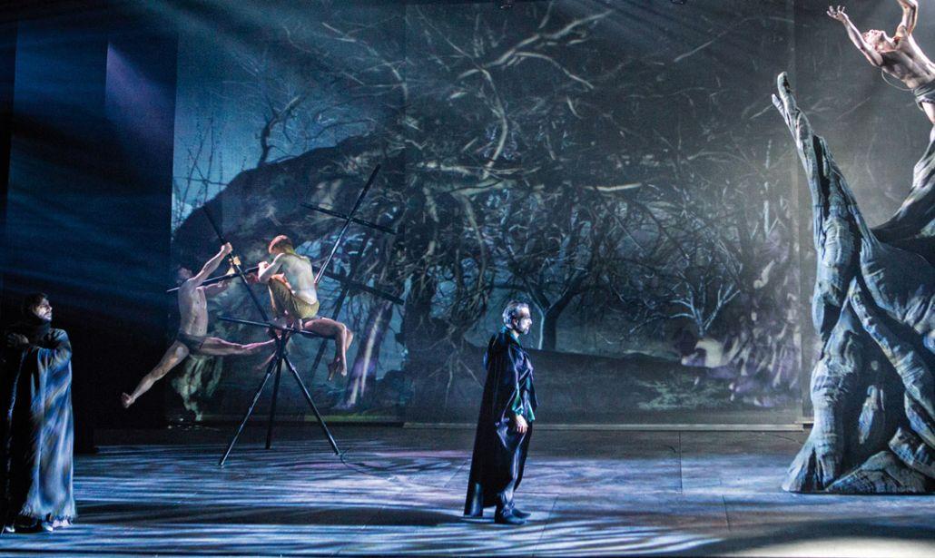 La Divina Commedia - Opera Musical in scena nei teatri 4
