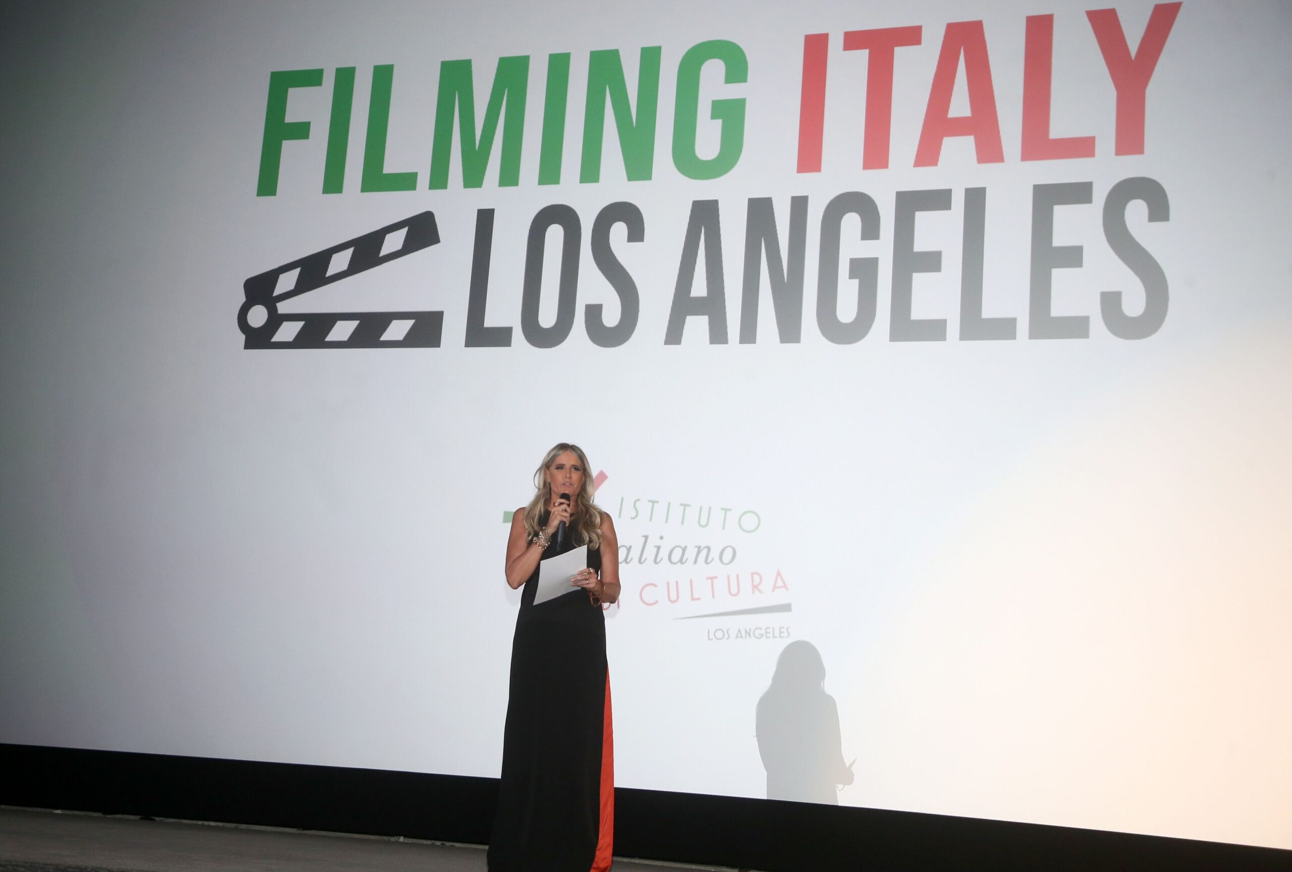 filiming italy