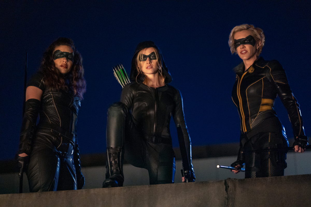 Green Arrow & The Canaries, il nuovo spin-off 1