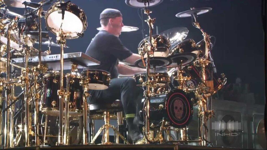 Addio a Neil Peart, batterista dei Rush 1