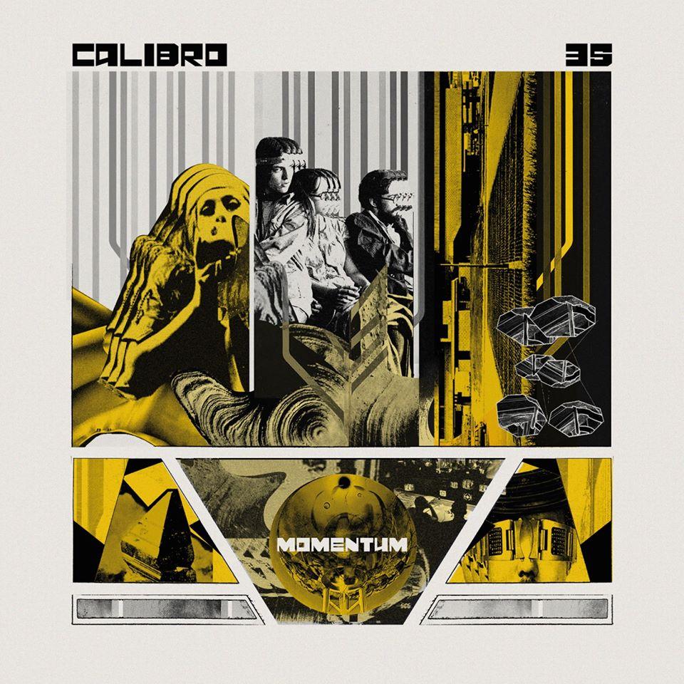 Momentum è il nuovo album dei Calibro 35 1