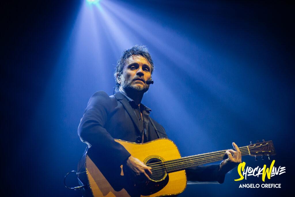 Nek live al Teatro Augusteo di Napoli - Live Report & Photogallery 7