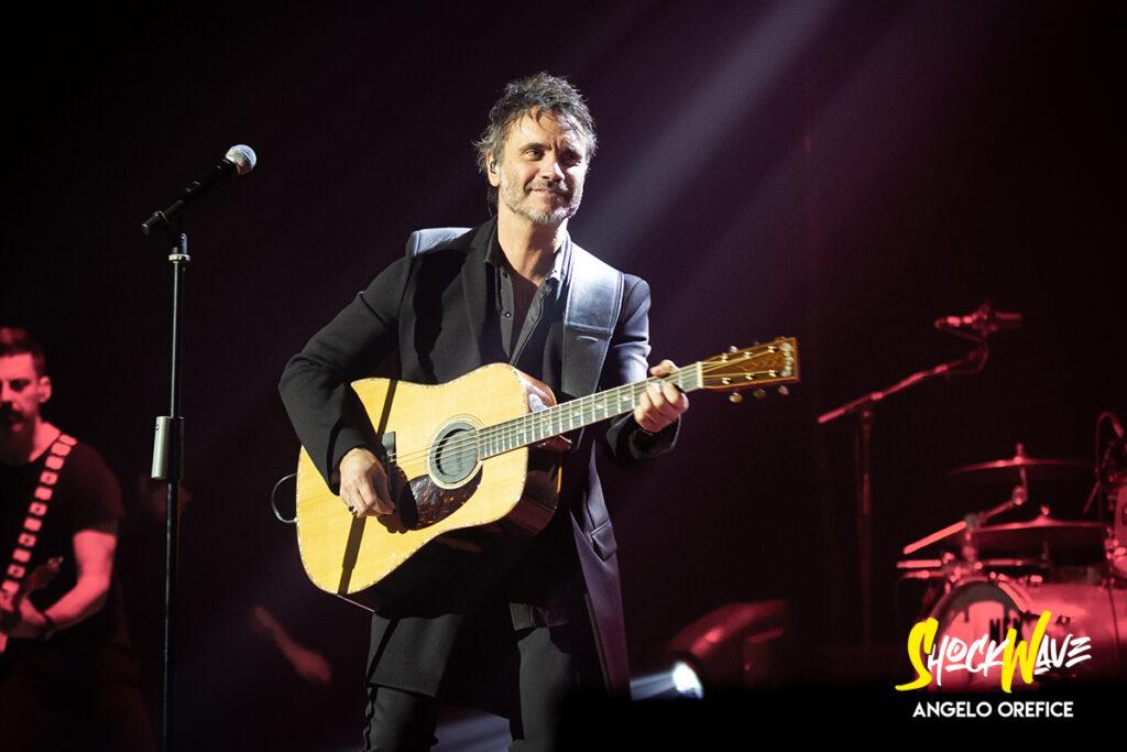 Nek live al Teatro Augusteo di Napoli - Live Report & Photogallery 9