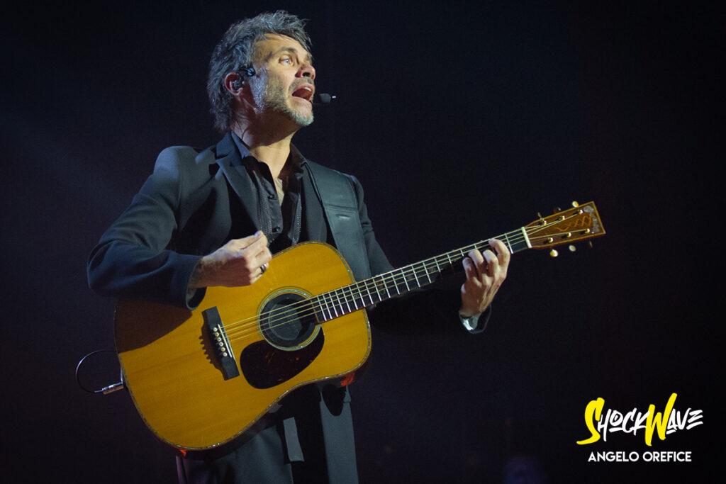 Nek live al Teatro Augusteo di Napoli - Live Report & Photogallery 4