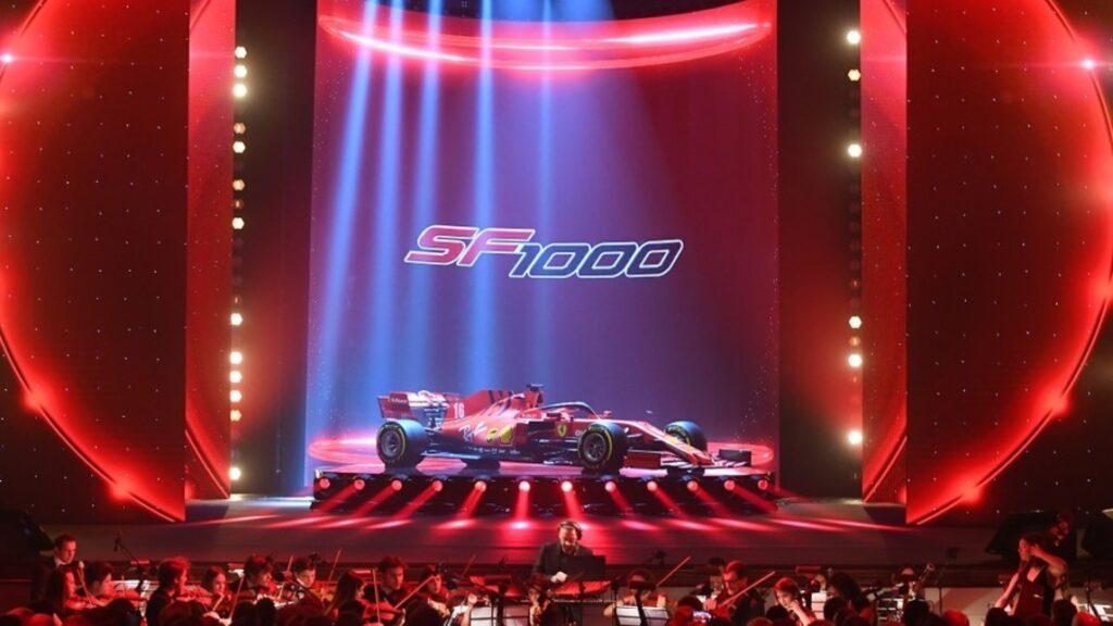 Formula 1 d'autore: bentornata F1 4