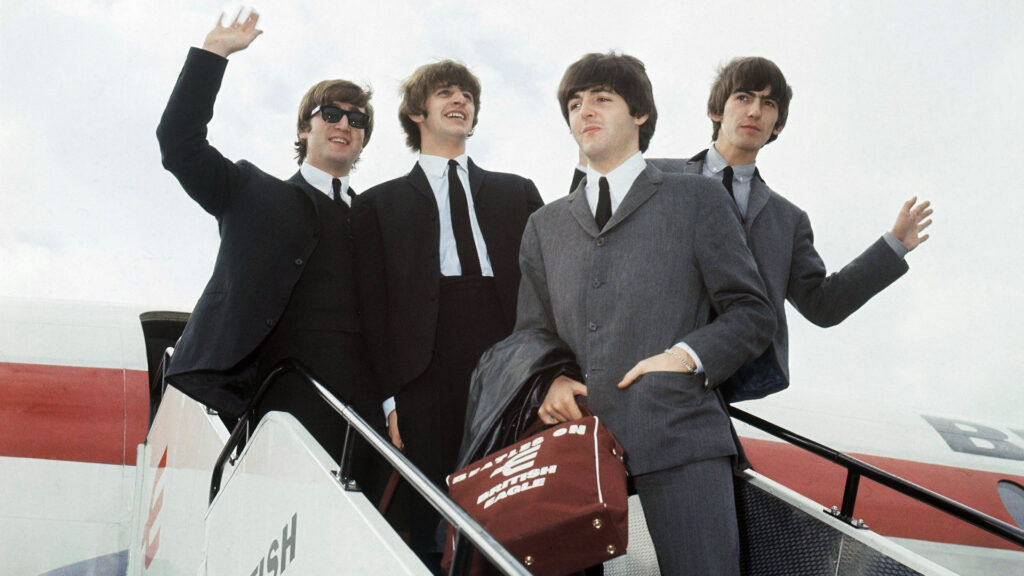 Le canzoni d'amore dei Beatles 2