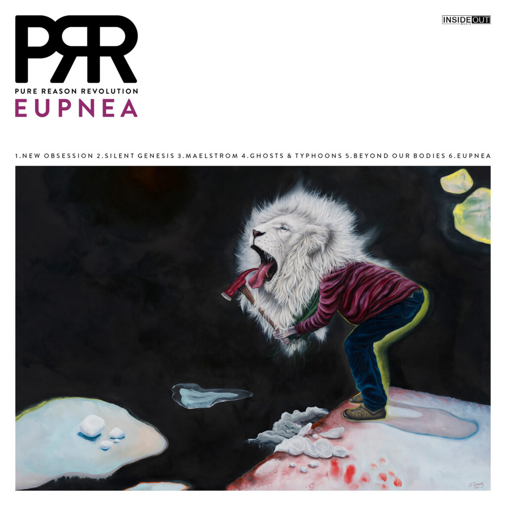 eupnea pure reason revolution recensione