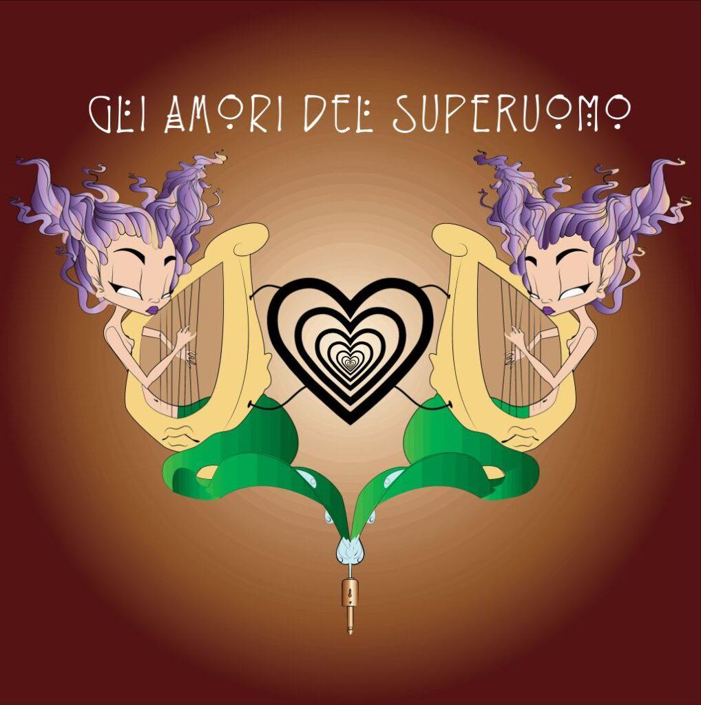 """Richi Rossini e """"Gli amori del superuomo"""", intervista 1"""