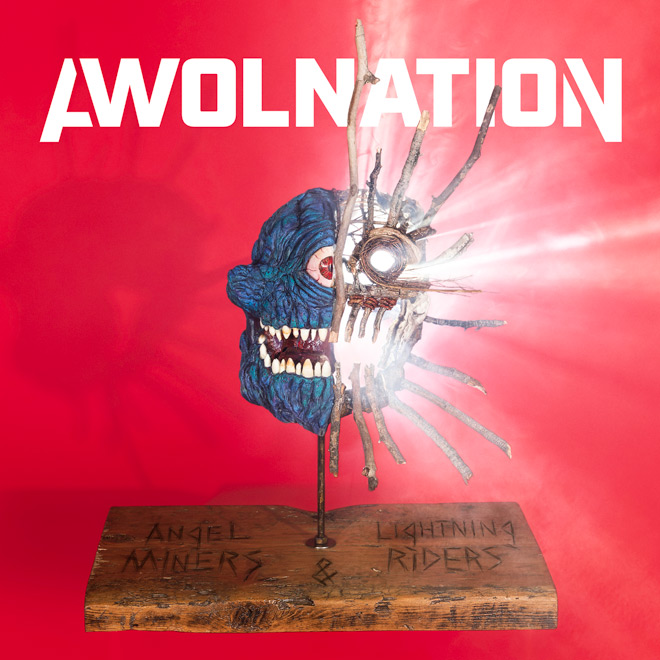 angel miners the lightning riders awolnation recensione