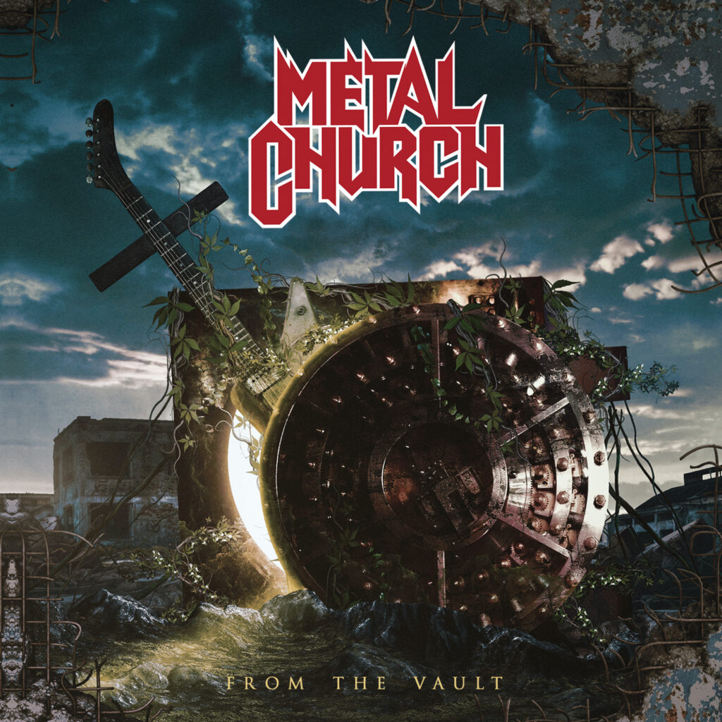 metal church from the vault