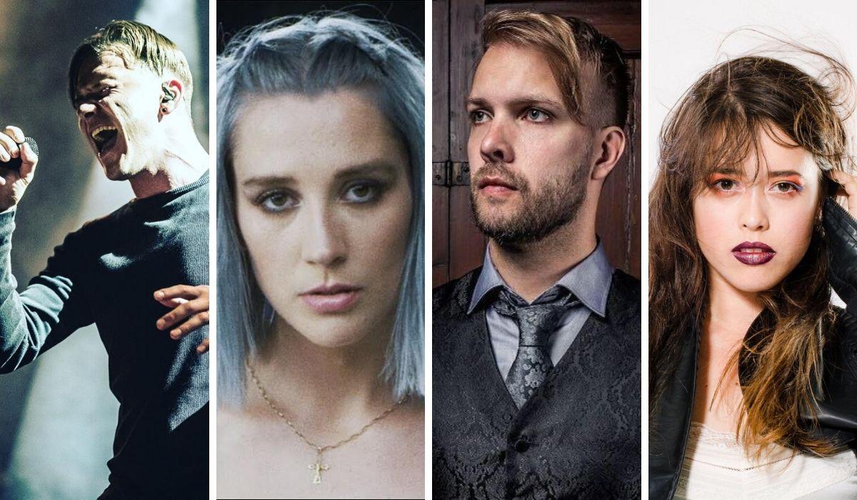 Top 10 cantanti Rock e Metal
