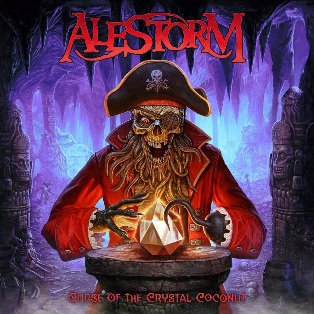 Alestorm curse of the crystal coconut recensione