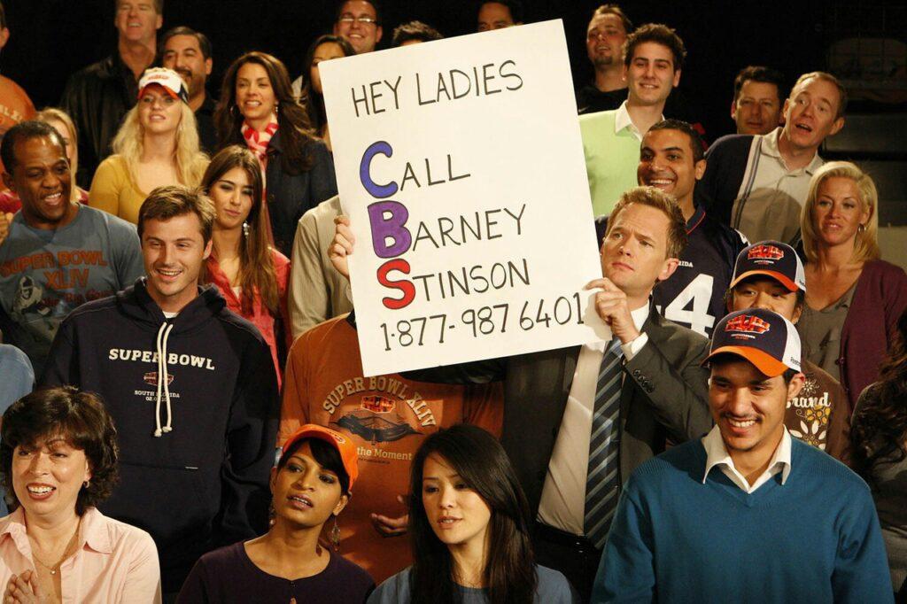 How I Met Your Mother e l'epicità di Barney Stinson 2