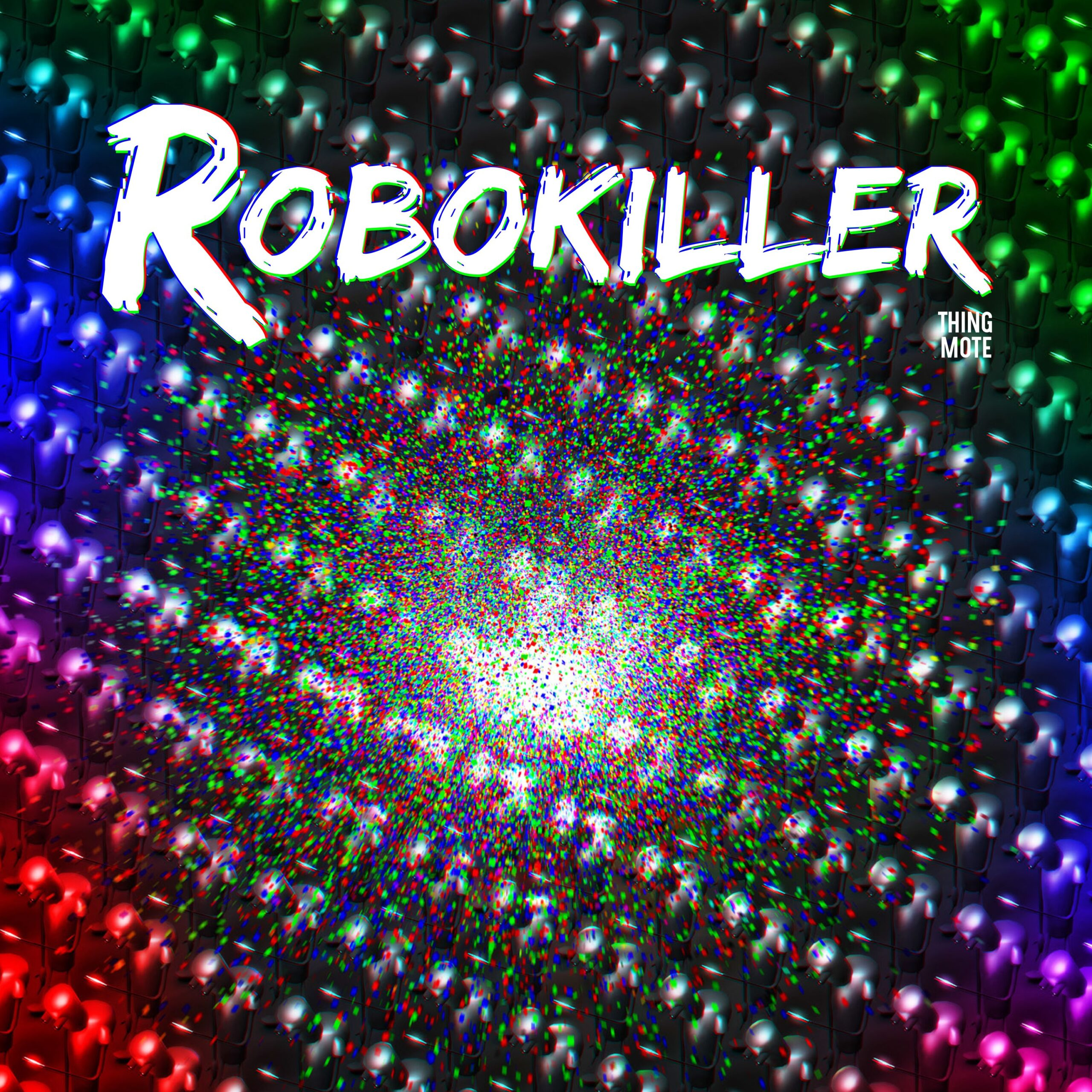 Robokiller, l'esordio dei Thing Mote - Recensione 1