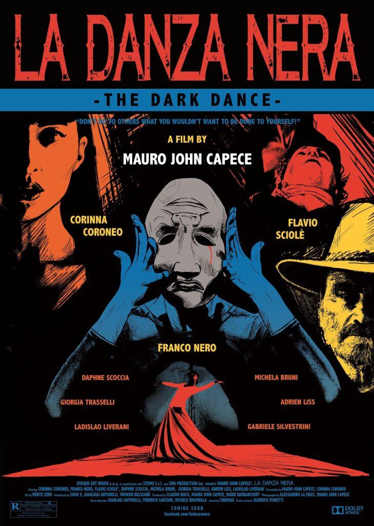 franco nero la danza nera