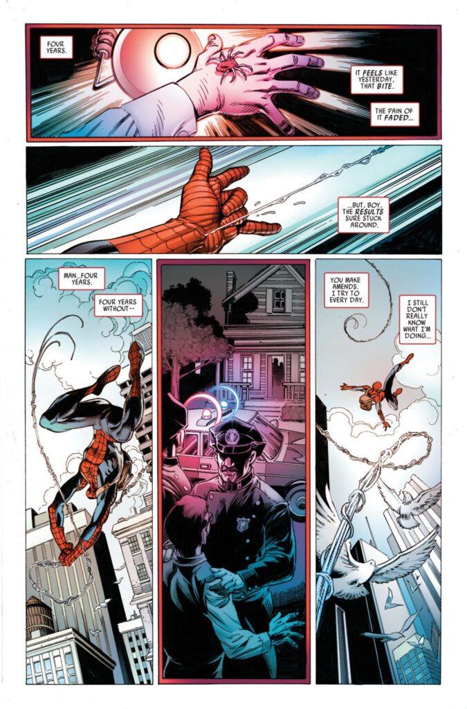 spiderman storia della mia vita recensione