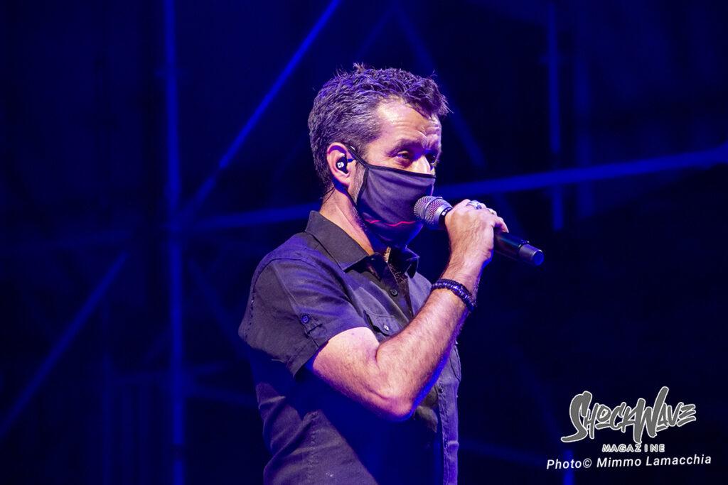 Daniele Silvestri in concerto a Fasano - Live Report e Photogallery 9