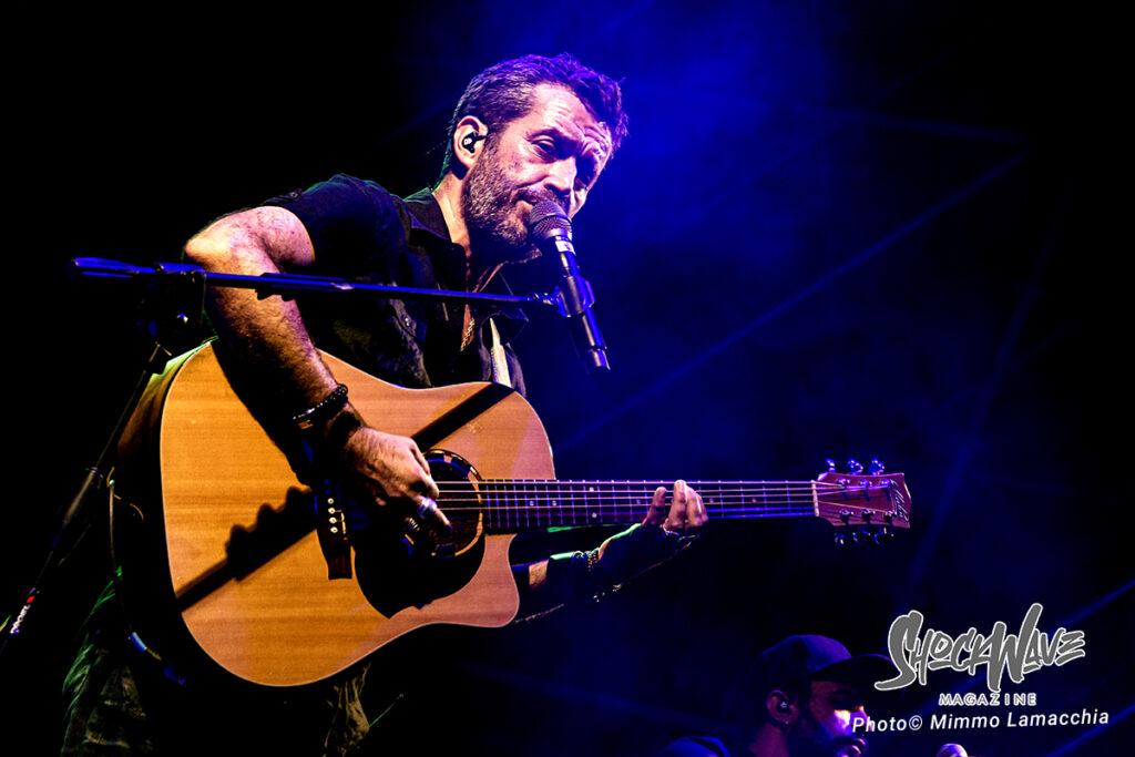 Daniele Silvestri in concerto a Fasano - Live Report e Photogallery 14