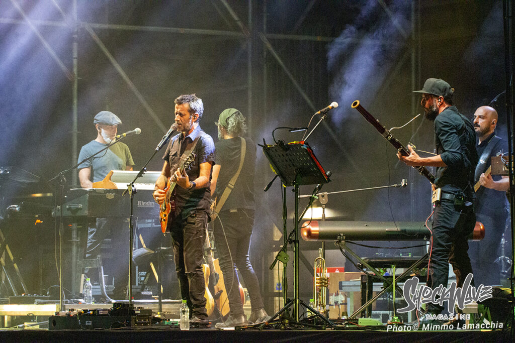 Daniele Silvestri in concerto a Fasano - Live Report e Photogallery 13
