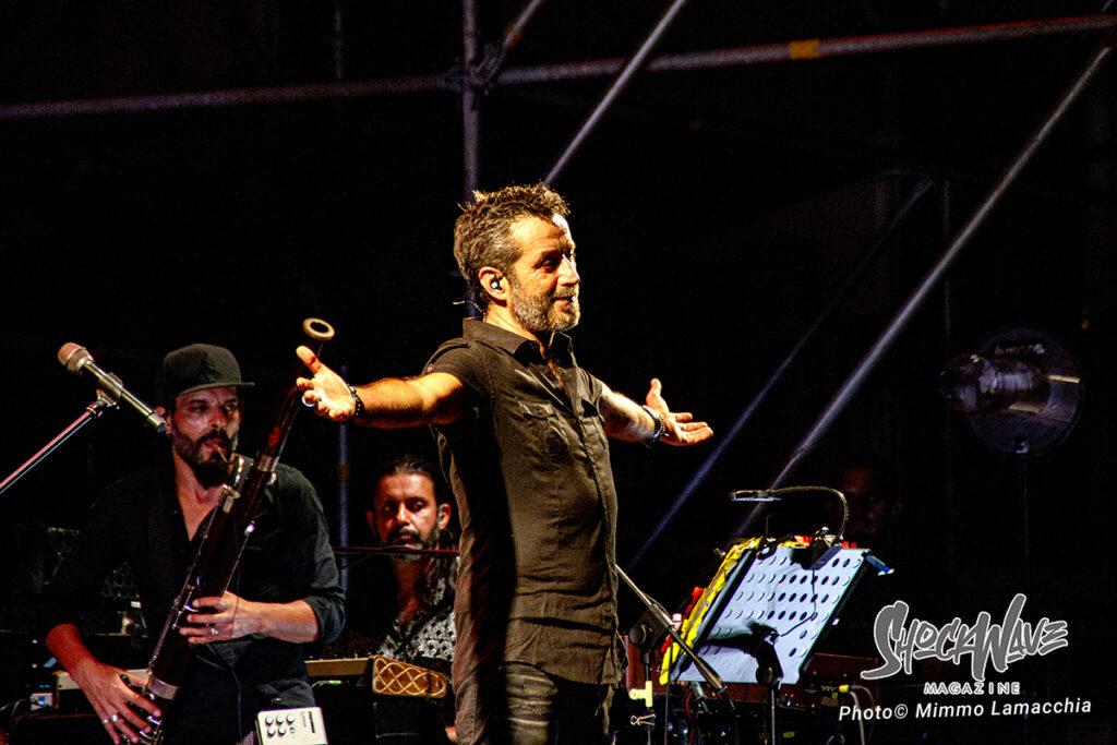 Daniele Silvestri in concerto a Fasano - Live Report e Photogallery 5