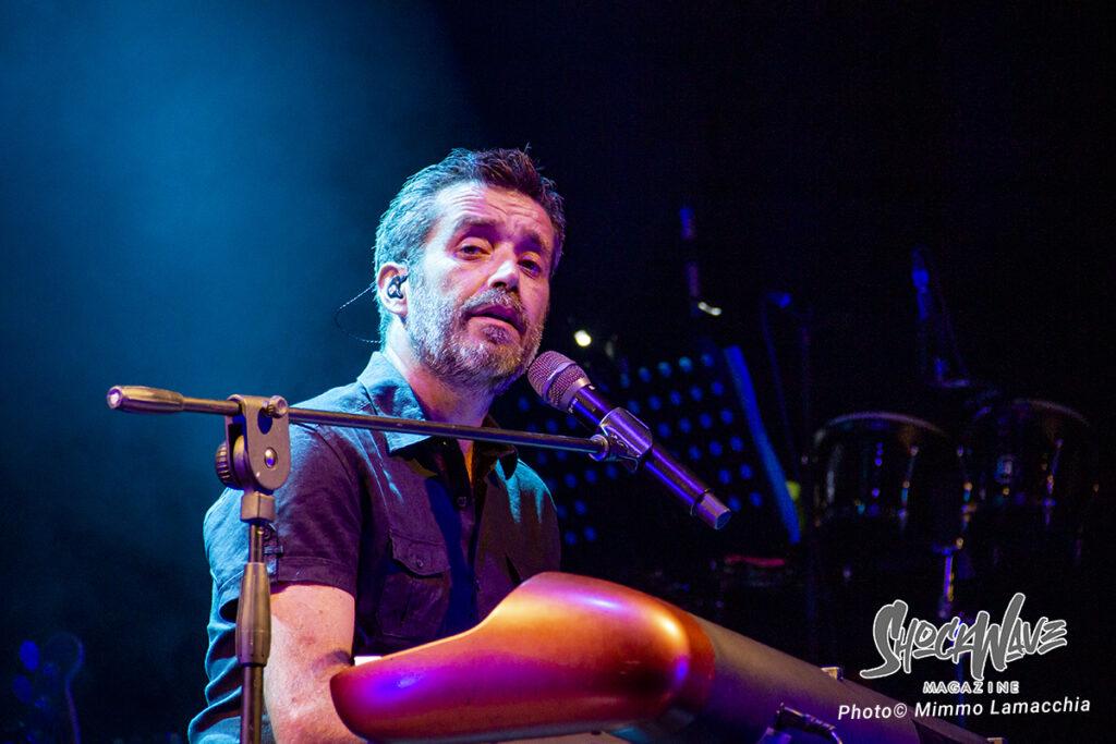 Daniele Silvestri in concerto a Fasano - Live Report e Photogallery 8