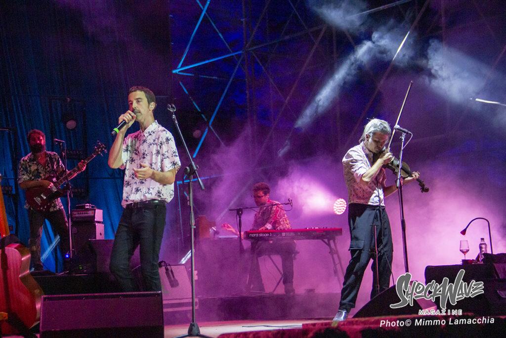 Diodato chiude il Cinzella Festival 2020 - Live Report e Photogallery 4