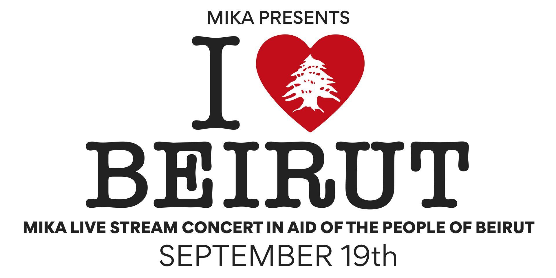 I love Beirut mika
