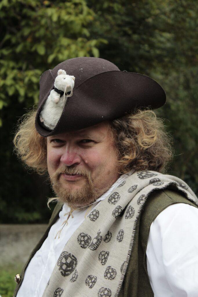Un giorno da pirata: talk like a pirate day 1992020! 3