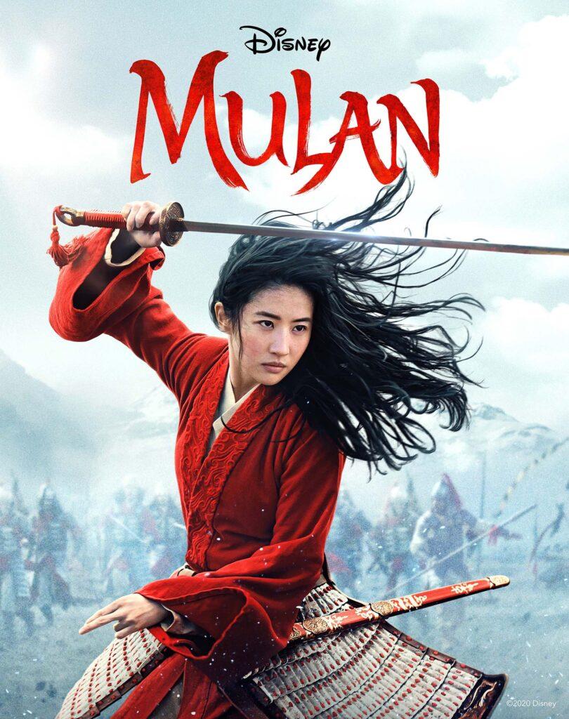 Carmen Consoli protagonista del film Mulan