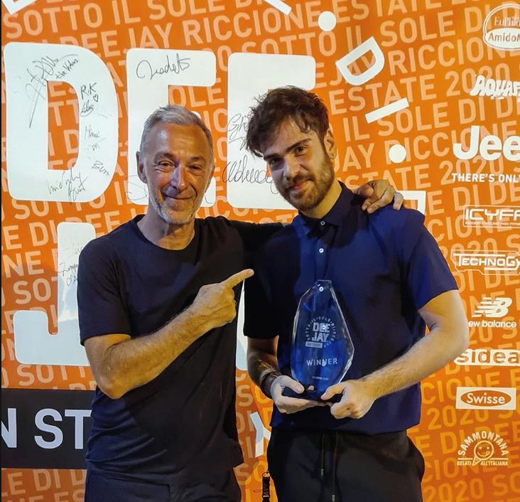 Deejay On Stage 2020: intervista al vincitore Cristiano Turrini 1