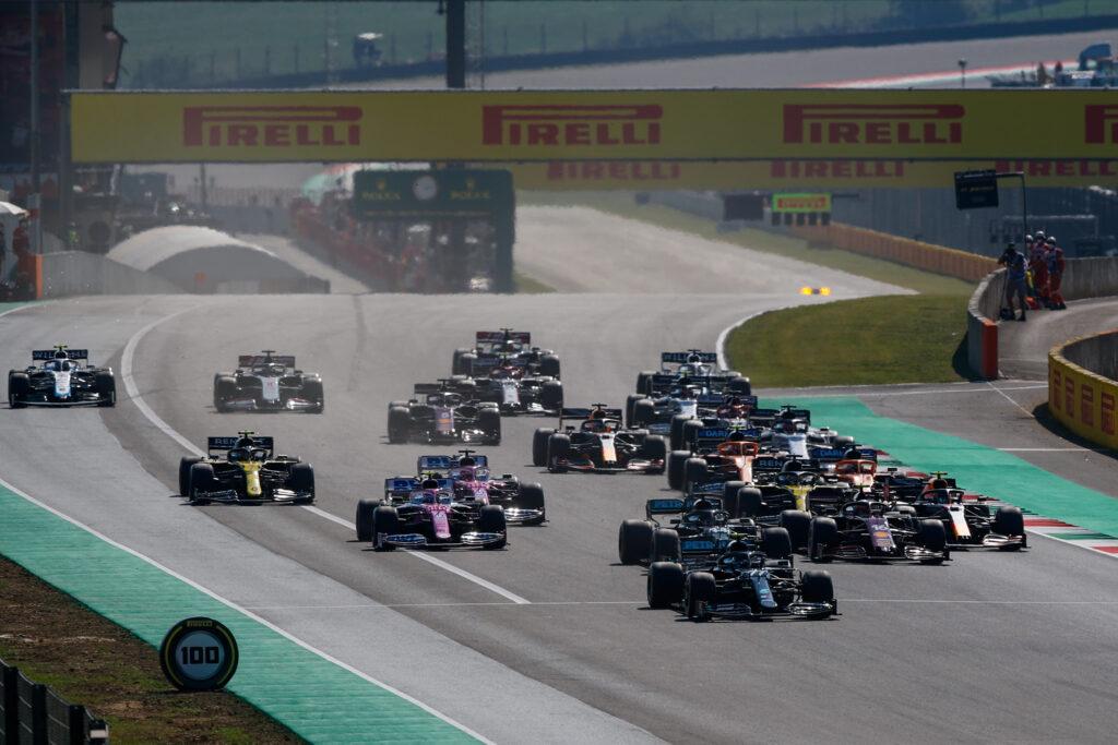 Formula 1 d'autore: pagelle del GP d'Italia (Mugello) 1