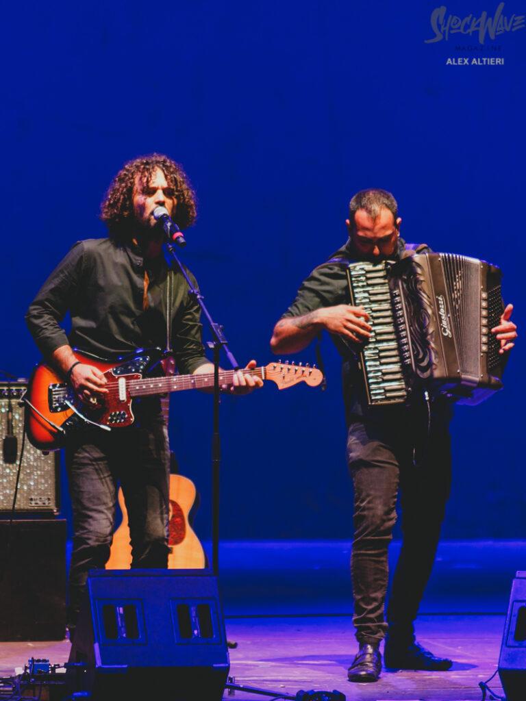 Il Muro del canto live all'Auditorium Parco della Musica - Photogallery 1