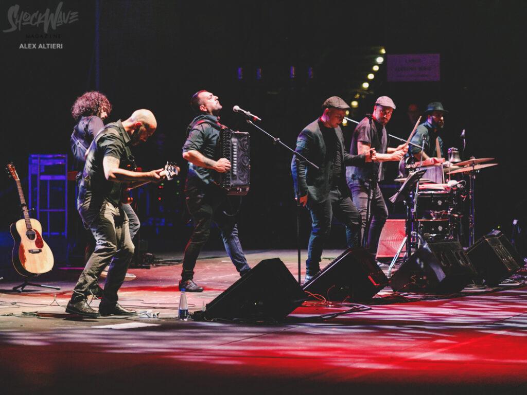 Il Muro del canto live all'Auditorium Parco della Musica - Photogallery 6