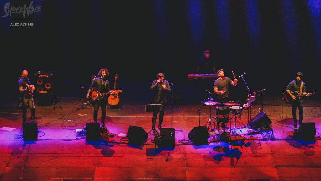 Il Muro del canto live all'Auditorium Parco della Musica - Photogallery 7