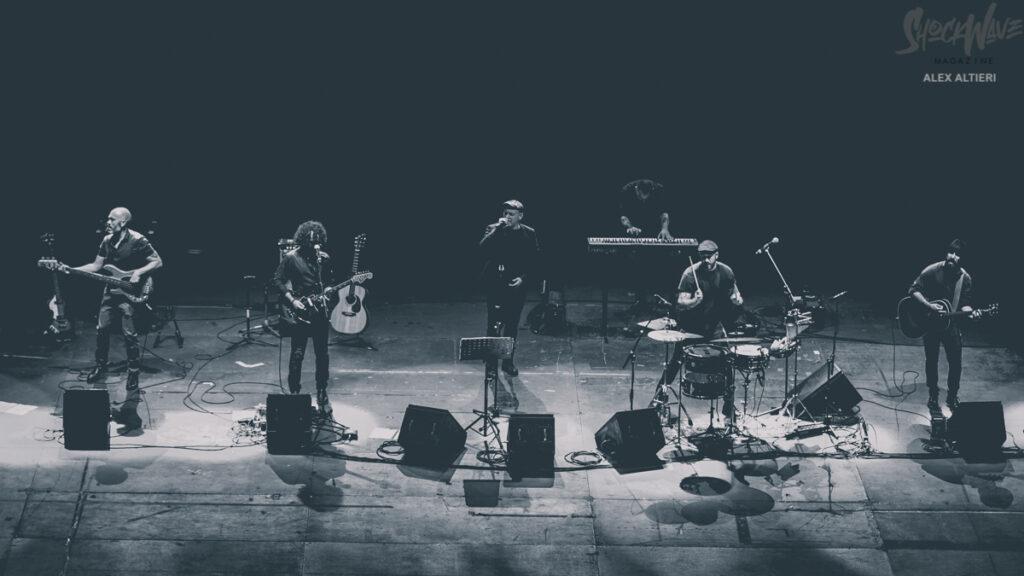 Il Muro del canto live all'Auditorium Parco della Musica - Photogallery 8